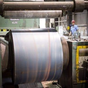 Cut to Length Sheet & Plate Steel